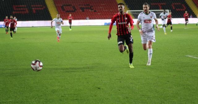 Spor Toto 1. Lig: Gazişehir Gaziantep: 2 - Hatayspor: 0