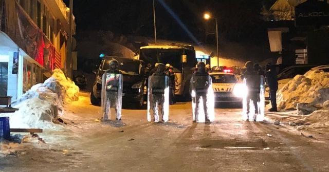 Uludağ'da kavga: 1 ölü, 2 yaralı