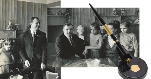 Yuri Gagarin'in şahsi eşyaları satışa çıkarıldı