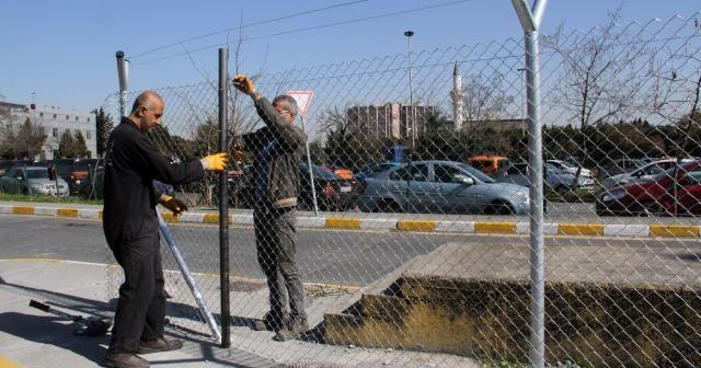 Atatürk Havalimanı'nda taşınma hazırlıkları başladı