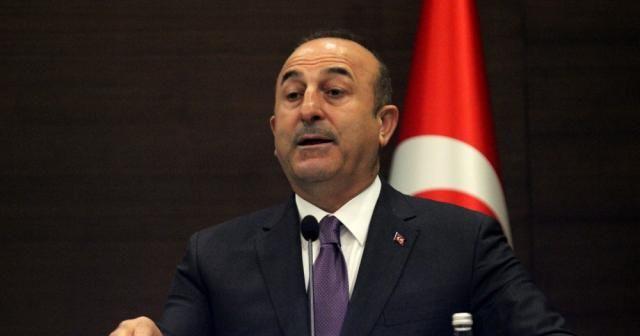 Çavuşoğlu'dan, Yunanistan Dışişleri Bakanına FETÖ çıkışı