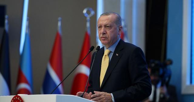 Erdoğan'dan Trump'ın açıklamasına sert tepki