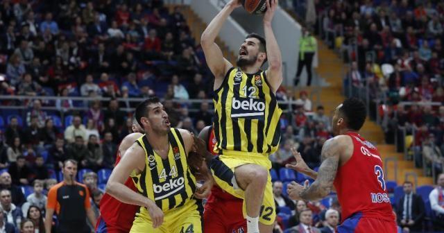 Fenerbahçe, Rus ekibe yenildi