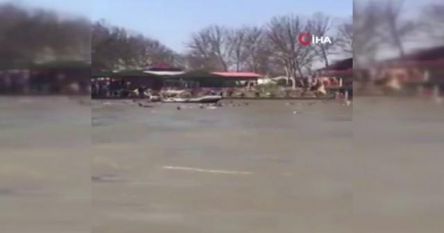 Irak'taki feribot faciasında ölü sayısı 71'e yükseldi
