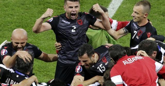 Millilerin rakibi Arnavutluk