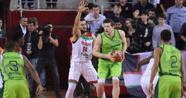 Pınar Karşıyaka, İtalyan ekibe yenildi