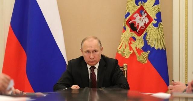 Putin'den Irak'a başsağlığı mesajı