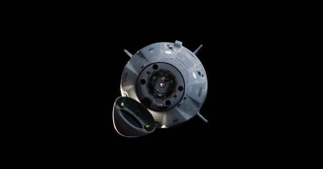 SpaceX Dragon Dünya'ya dönüyor