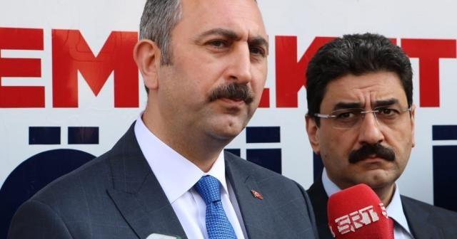 """Adalet Bakanı Gül: """"Teröre karşı tüm insanlık ortak bir şekilde mücadele etmelidir"""""""