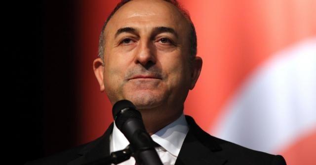 Bakan Çavuşoğlu terör saldırısını lanetledi