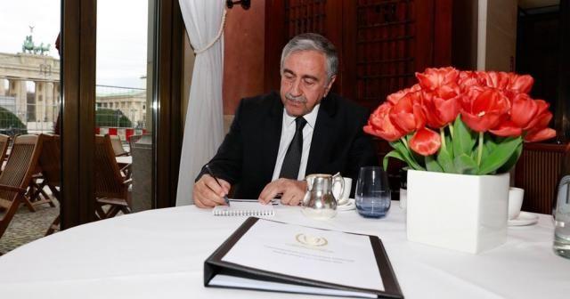 Cumhurbaşkanı Akıncı'dan Rum lidere tepki