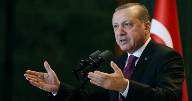 """Erdoğan: """"İnsanlık dışı bu saldırıyı nefretle kınıyorum"""""""