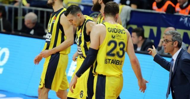 Fenerbahçe 18 maç sonra yenildi