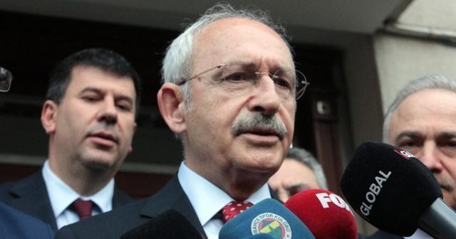 """Kılıçdaroğlu: """"YSK'nın KHK ile ilgili aldığı karar doğru bir karar"""""""