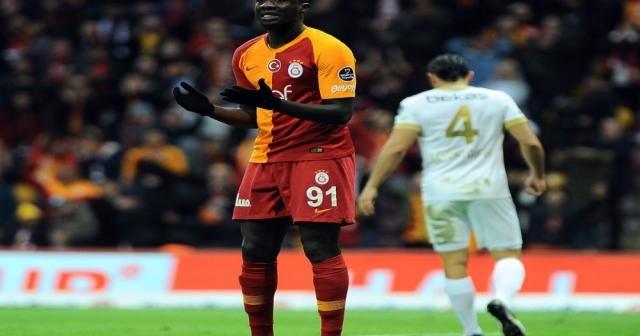 Mbaye Diagne Galatasaray'da 8., ligde 28. golünü attı