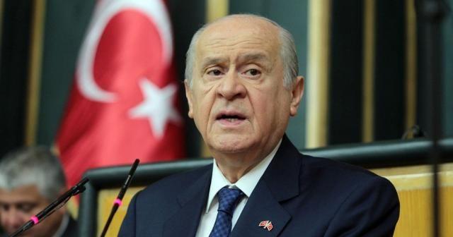 """MHP lideri Bahçeli: """"YSK yükün altından nasıl kalkacak"""""""
