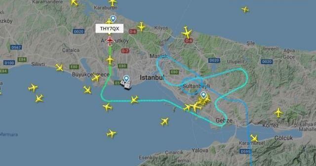 Sis İstanbul Havalimanı'nda gecikmelere neden oldu