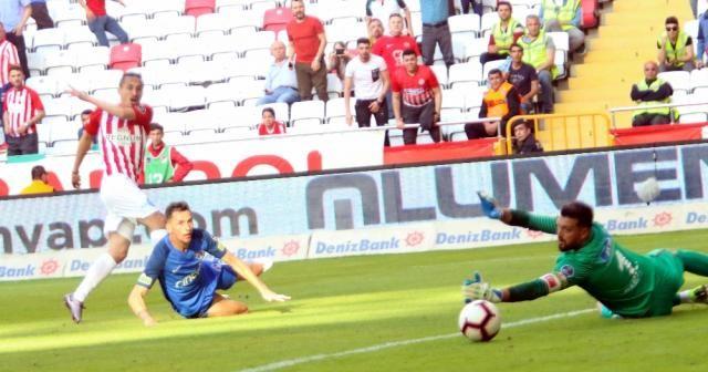 Spor Toto Süper Lig: Antalyaspor: 1 - Kasımpaşa: 0 (Maç sonucu)