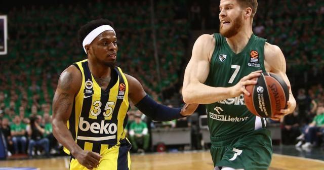 THY EuroLeague: Zalgiris Kaunas: 57 - Fenerbahçe Beko: 66