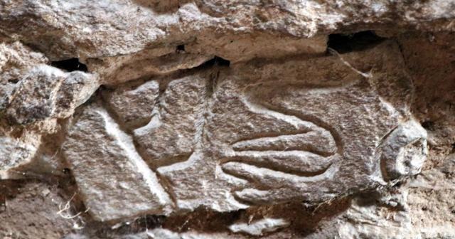 Ahırda bulunan yazılar Kapadokya tarihine ışık tutacak
