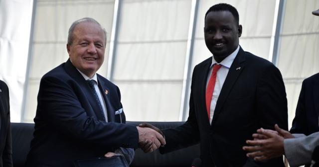 ASO ile Somali arasında işbirliği protokolü imzalandı