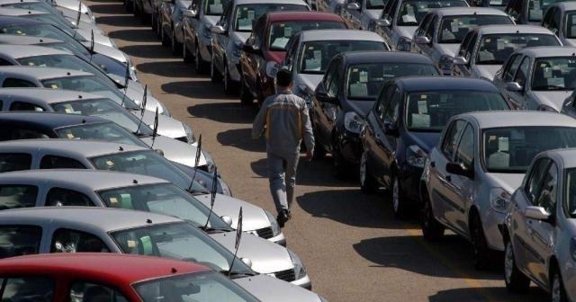 Avrupa otomotiv pazarı 2019 yılı Nisan sonunda yüzde 1,4 azaldı