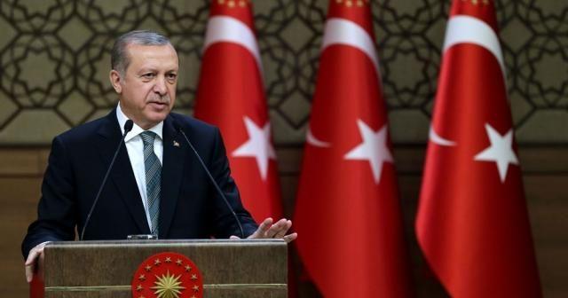 Cumhurbaşkanı Erdoğan:'' Ülkemizin itibarı her birimizin itibarıdır''