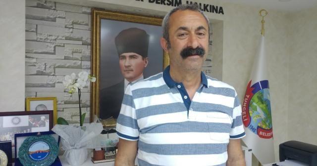 """Maçoğlu'dan """"Dersim"""" açıklaması"""