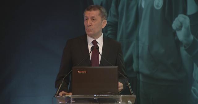 """Milli Eğitim Bakanı Selçuk: """"Yeni sistemin ilk sınavı 2024 yılında yapılacak"""""""