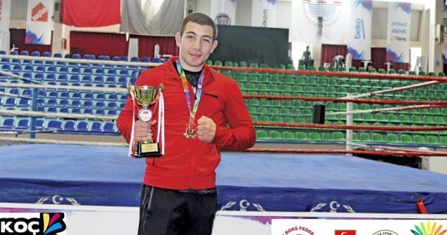 Mürşit Gökhan Özhan Türkiye Şampiyonu oldu