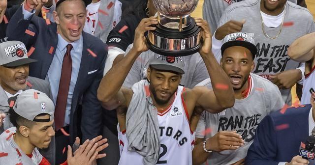 NBA Konferanslar Finali'nin adı; 'Warriors - Raptors'