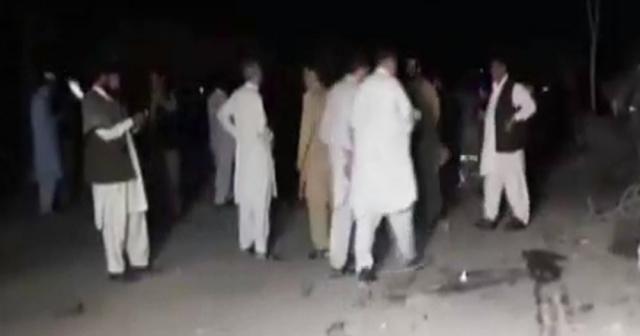 Pakistan'daki saldırıda ölü sayısı 4'e yükseldi