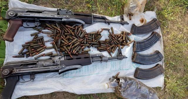 PKK'ya ait mühimmatlar toprağa gömülü halde ele geçirildi