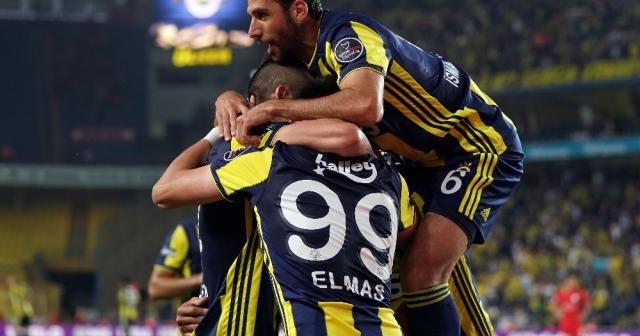 Spor Toto Süper Lig: Fenerbahçe: 3 - Antalyaspor: 1 (Maç sonucu)