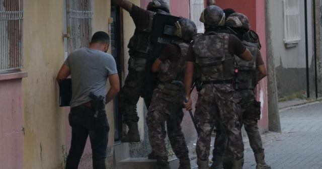 Adana merkezli 3 ilde şafak vakti DEAŞ operasyonu