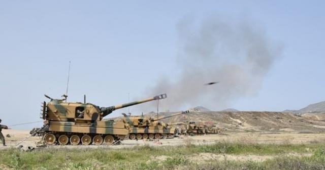 Afrin'de PKK/YPG üyesi 10 terörist etkisiz hale getirildi