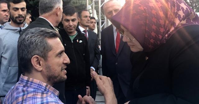 Bakan Kasapoğlu, Azerbaycan resepsiyonuna katıldı