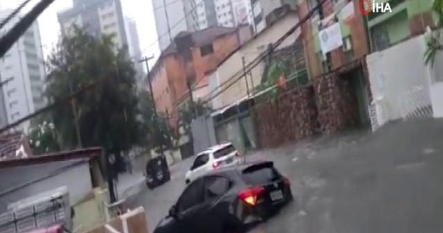 Brezilya'da sel felaketi: 7 ölü
