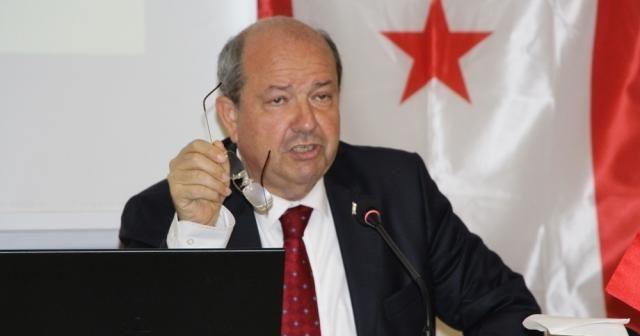 """KKTC Başbakanı Tatar: """"Rum tarafı tek başına hareket edemez"""""""