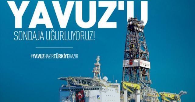 "Milli Savunma Bakanlığından ""Yavuz"" paylaşımı"