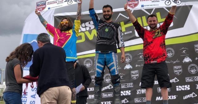 NEVÜ Sporcusu Taşkıran Türkiye birincisi oldu