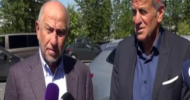 """Nihat Özdemir: """"Yapılanlar kabul edilemez"""""""