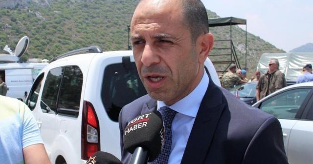 """Özersay: """"Güney Kıbrıs Rum kesimini aklıselim davranmaya davet ediyoruz"""""""