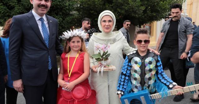 Sıfır Atık Projesi Emine Erdoğan'ın katılımıyla tanıtıldı