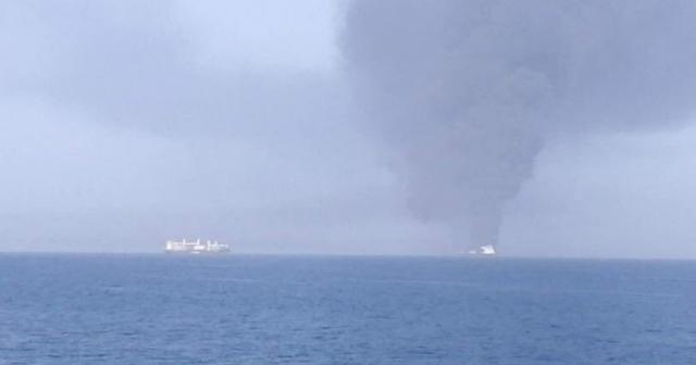 Umman Körfezindeki tanker yangınları petrol fiyatlarını yüzde 3 artırdı