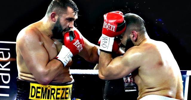 Ali Eren Demirezen, Las Vegas'ta ringe çıkıyor