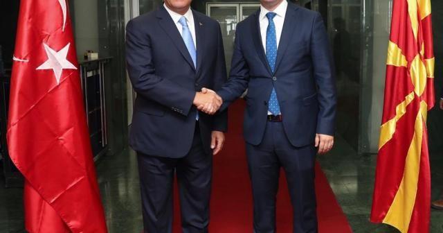 Dışişleri Bakanı Çavuşoğlu, AB İşlerinden Sorumlu Başbakan Yardımcısı ile görüştü