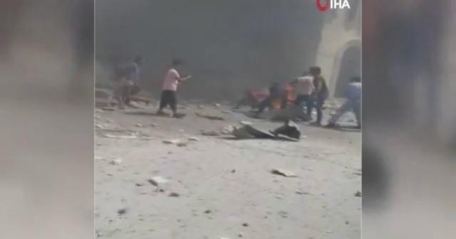 Esad rejimi ve Rusya'dan İdlib'e saldırı: 12 ölü, 15 yaralı