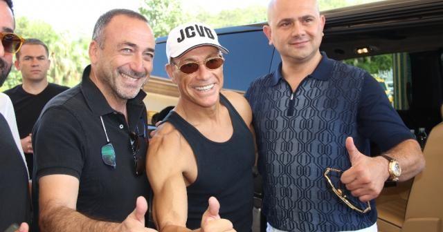 Jean Claude Van Damme'ın ilk isteği Türk kahvesi oldu