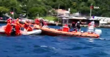 Yüzme Yarışı'nı tamamlayan 156 kişiye denizde müdahale